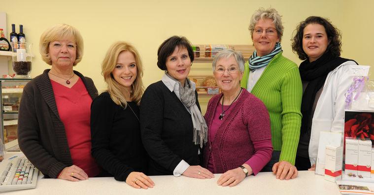 Unser Team in Wersten | Reformhaus Leier